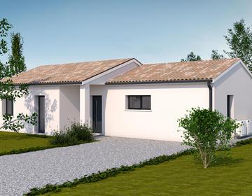 Projet de construction BERAUT - constructeur de maisons Agen