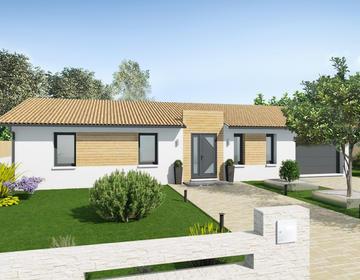 Projet de construction à Mézin - constructeur de maisons Agen