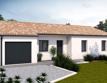 Projet de construction à Beraut - constructeur de maisons Agen
