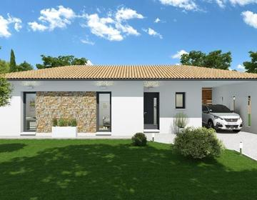 Projet de construction à Castera Verduzan - constructeur de maisons Agen