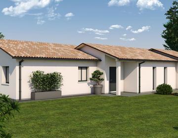 Projet de construction à Virazeil - constructeur de maisons Agen