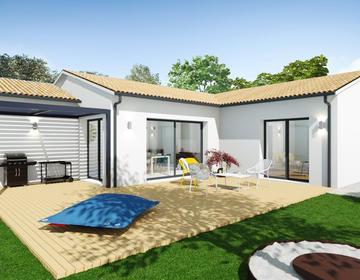 Projet de construction à Sainte-Bazeille - constructeur de maisons Agen
