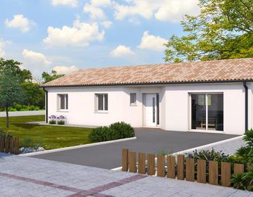 Projet de construction à Feugarolles - constructeur de maisons Agen