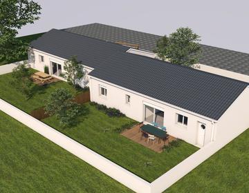 2 logements pour investisseur - constructeur de maisons Agen