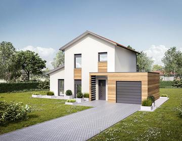 Proche Thouars et fac de droit - constructeur de maisons Bordeaux