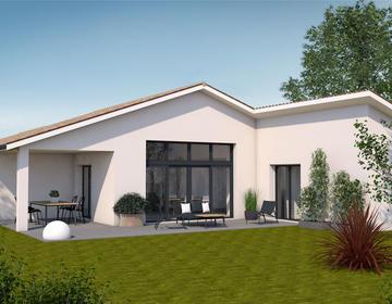 Projet de construction à Calignac - constructeur de maisons Agen