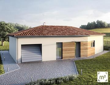 Projet de construction à Grezet-Cavagnan - constructeur de maisons Agen