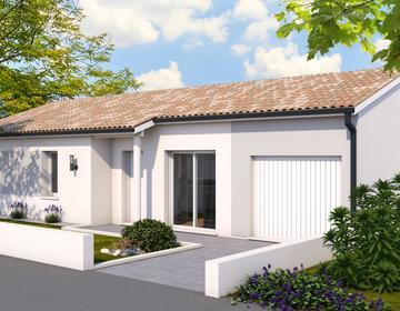 Projet de construction à Tonneins - constructeur de maisons Agen