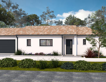 Projet de construction à Marmande - constructeur de maisons Agen