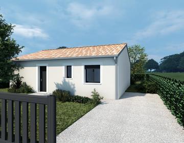 Une maison à personnaliser - constructeur de maisons Bordeaux