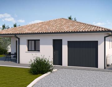 TERRAIN + MAISON 150 M2 - constructeur de maisons Parentis