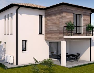 TERRAIN + MAISONS 130 M2 - constructeur de maisons Parentis