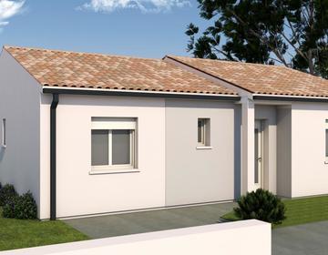 Maison neuve 4ch secteur calme - constructeur de maisons Agen