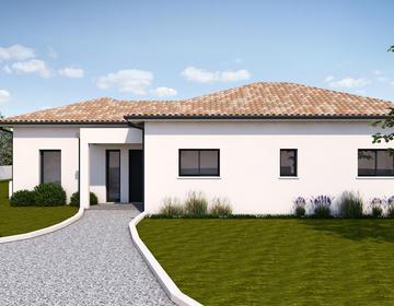 Projet de construction à BARBASTE - constructeur de maisons Agen