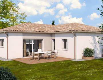 Maison neuve à Cocumont - constructeur de maisons Agen