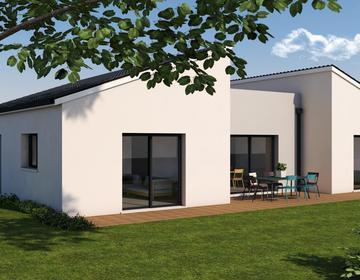 Maison 5 pièces 135 m² - constructeur de maisons Toulouse