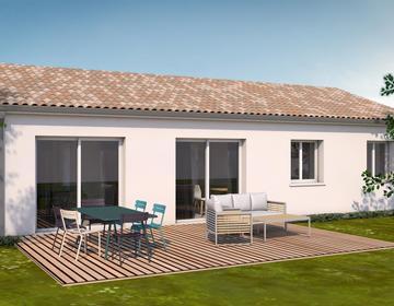 Maison T5 120 m² - constructeur de maisons Toulouse