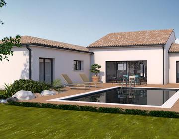 Maison 150 m² à Mons - constructeur de maisons Toulouse