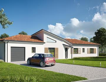 Maison neuve à RUFFIAC - constructeur de maisons Agen