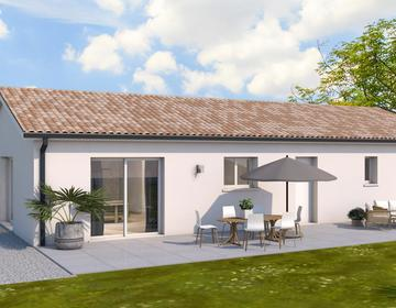 Maison neuve à SAMAZAN - constructeur de maisons Agen