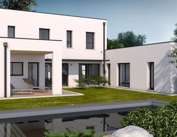 Maison 5 pièces Mauzac - constructeur de maisons Toulouse
