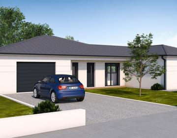 Bien immobilier AUROS - constructeur de maisons Agen