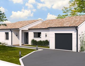 Maison neuve à Montpouillan - constructeur de maisons Agen