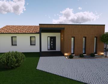 Maison Plain-Pied cestas - constructeur de maisons Bordeaux