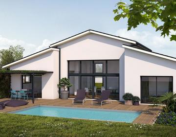 Maison T4 - constructeur de maisons Bordeaux