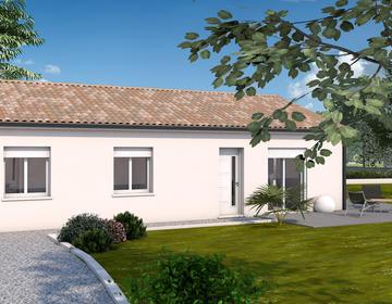 Maison neuve FLEURANCE - constructeur de maisons Agen