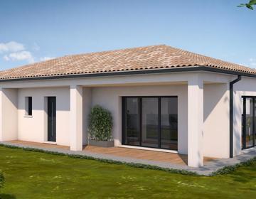 Maison neuve Le Passage - constructeur de maisons Agen
