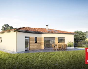 Villa à Pibrac   Constructeur de maisons Toulouse