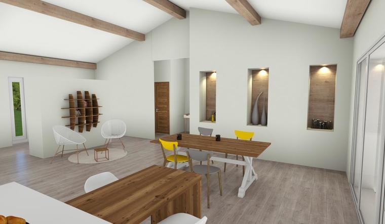 Terrain Sainte-eulalie ZONE B1 - constructeur de maisons Bordeaux