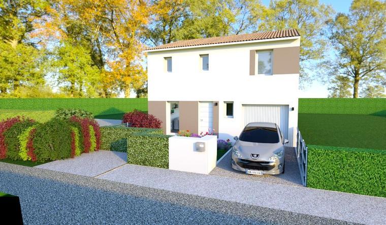 LACANAU - constructeur de maisons Bordeaux