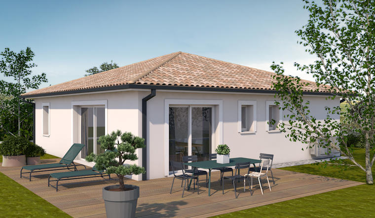 Projet de construction à Fleurance - constructeur de maisons Agen