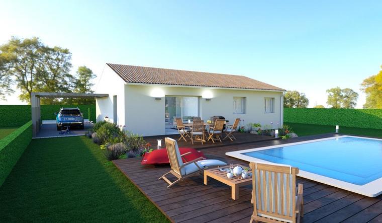 ENTRE-DEUX-MERS - constructeur de maisons Bordeaux