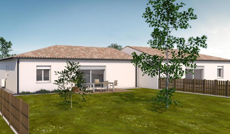 Pompignac - Nouveauté Mètre Carré. - constructeur de maisons Bordeaux