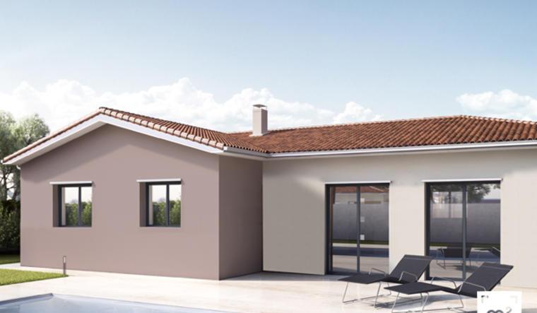 beau Projet sur Salles - 15 minutes Bassin d'Arcachon - constructeur de maisons Bordeaux