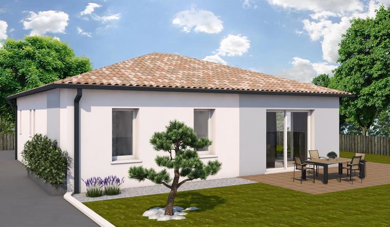 SECTEUR ENTRE-DEUX-MERS - constructeur de maisons Bordeaux