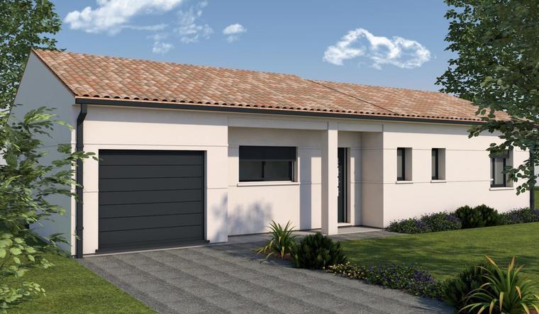 Projet de construction à Lauraet - constructeur de maisons Agen