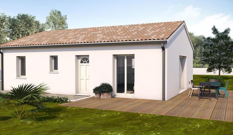 maison T3 - constructeur de maisons Toulouse