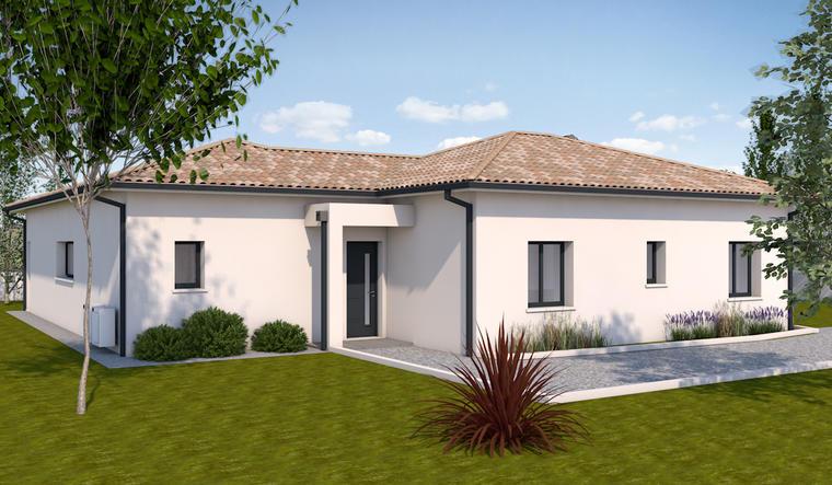 Environnement calme - constructeur de maisons Bordeaux