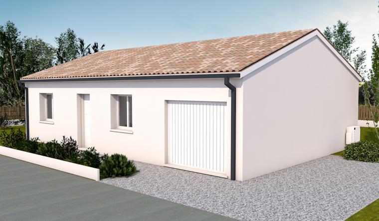 Projet de construction Estillac - constructeur de maisons Agen
