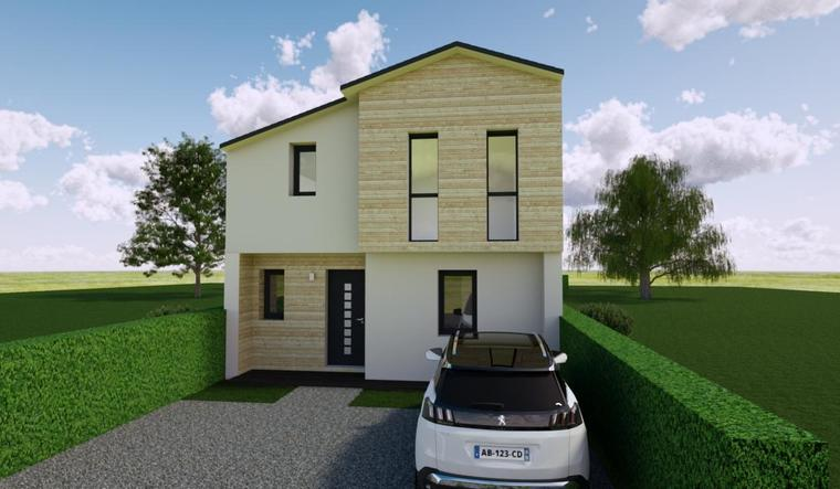 Nouveau BEGLES - Exclusivité Selectionnée pour vous - constructeur de maisons Bordeaux