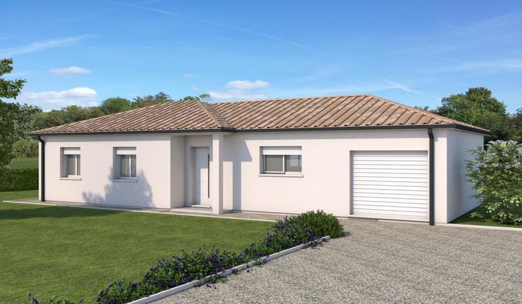 en exclusivité maison neuve de 100m² - constructeur de maisons Agen