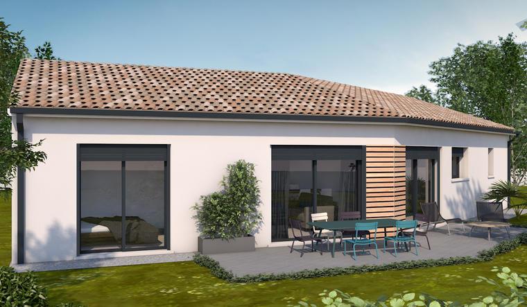 Maison neuve à Beaupuy - constructeur de maisons Agen