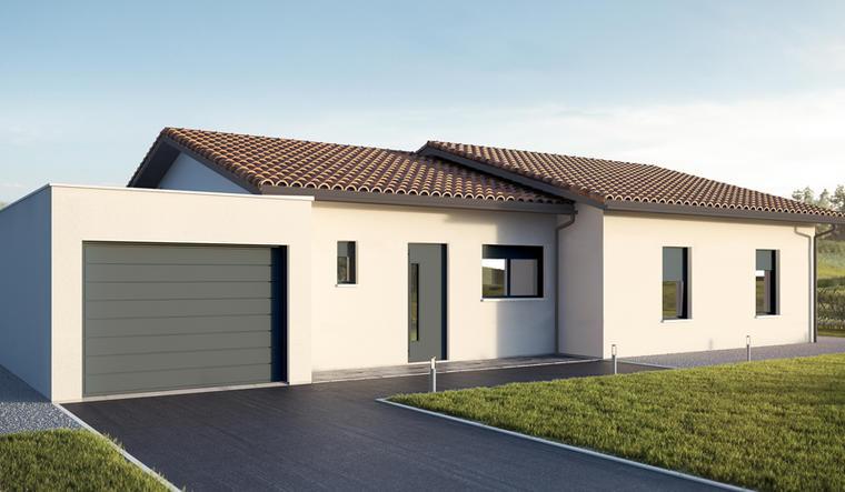 Maison neuve à Saint-Martin-Petit - constructeur de maisons Agen