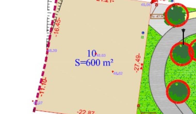Terrain 1038m2 + Maisons 130m2 - LOUPES - constructeur de maisons Bordeaux