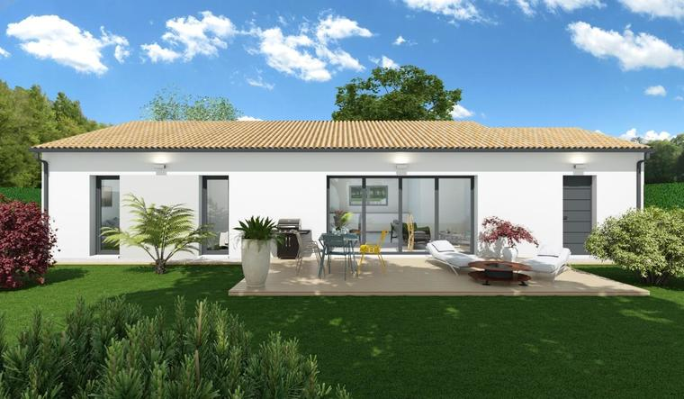 Maison neuve à Barbaste - constructeur de maisons Agen