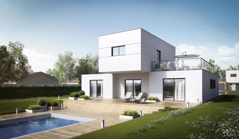 Maison 5 pièces sur mesure - constructeur de maisons Toulouse